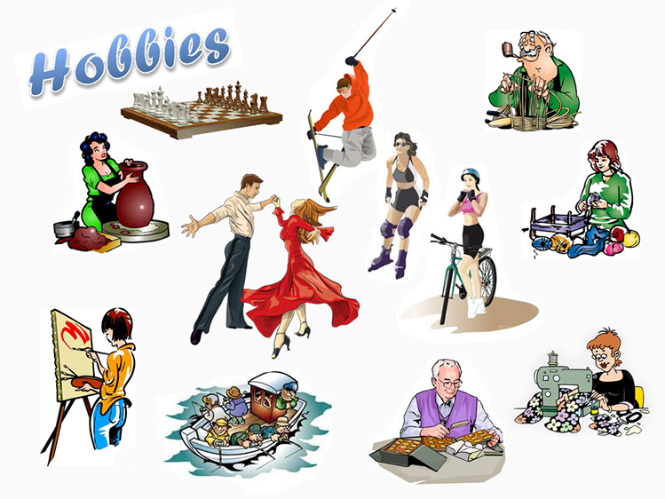Adult hobbies and toys